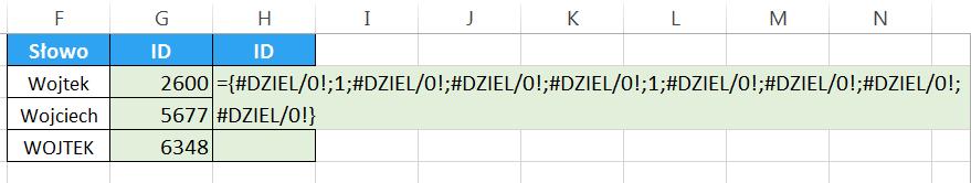 Widzowie 95 - Jak wyszukiwać z uwzględnieniem wielkości liter różne funkcje 05