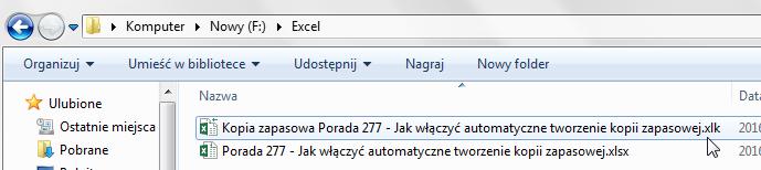 Porada 277 - Jak włączyć automatyczne tworzenie kopii zapasowej 03