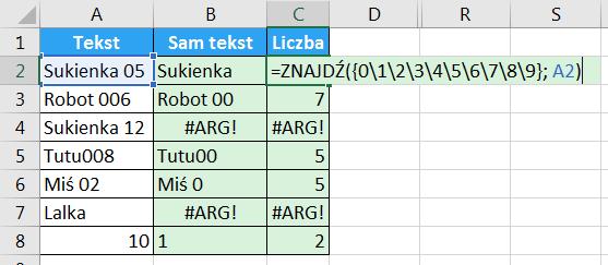 Porada 294 - Jak wyciągnąć liczbę z początka lub końca tekstu 02