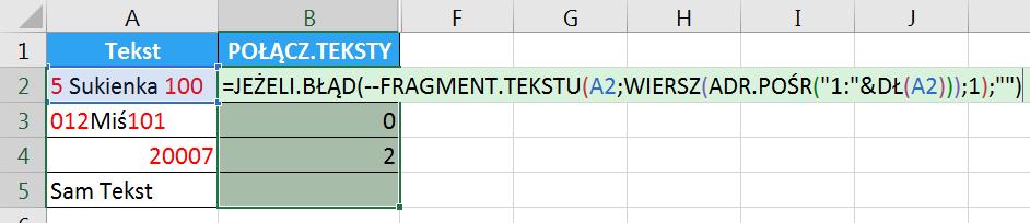 Porada 295 - Jak wyciągnąć wszystkie cyfry z tekstu 04