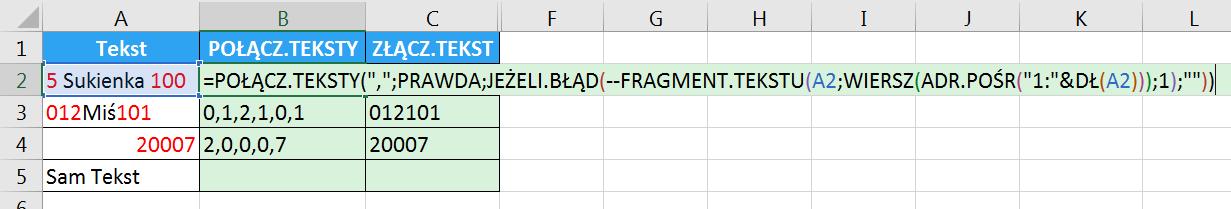Porada 295 - Jak wyciągnąć wszystkie cyfry z tekstu 06
