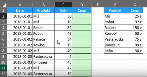 Excel I Adam Czyli Excel Szybciej I Efektywniej
