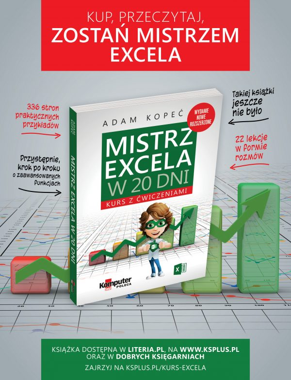 Mistrz Excela 2019 reklama full