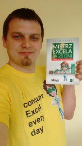 Miłośnik Excela Adam Kopeć