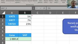 Nazwy w Excelu i VBA webinar 1 sierpnia