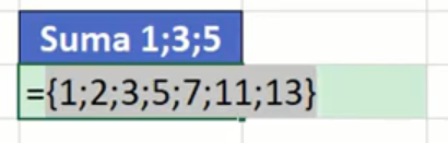 Rys. nr 2 – wyniki funkcji INDEKS