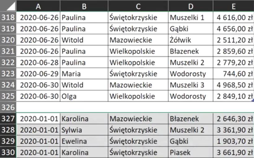 Rys. nr 7 – dodatkowa tablica danych, którą dokleimy do danych bazowych